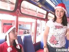 Bus, Bus, Latina, Reality, Xmas