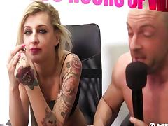 Shebang.TV - Chantelle White & Jonny Cockfill