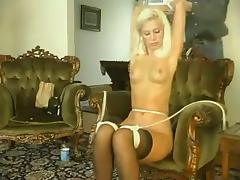 All, BDSM, Blonde, Bondage, Humiliation