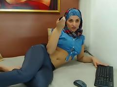 Arabe girl webcam