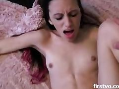 Braces, Brunette, Couple, Fucking, Skinny, Teen