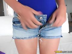 TeensLoveHugeCocks - Naughty natasha