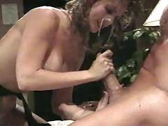 PETER NORTH HANDJOB CUMSHOT