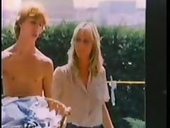 Hot 70's Milf Fucks Neighbor Boy