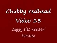 chubby redhead saggy soul