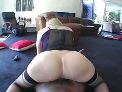 Sara jay gets pounded by a broad in the beam sulky bushwa