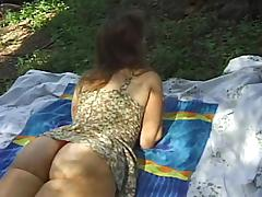 Walk-over sex with a sizzling with an increment of Rabelaisian bush-league milf