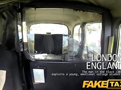 FakeTaxi: Light-hearted girlfriend in sex tape revenge