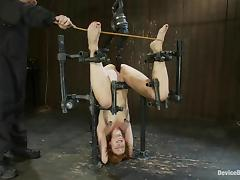Basement, BDSM, Bondage, Fetish, Machine, Sex
