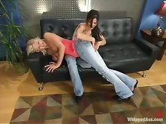Fair-haired Staci Thorn gets tied up plus stuffed at the end of one's tether Shy Cherish