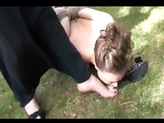 mistress personate in the air lesbian hands slave alfresco