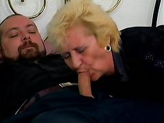 Hardcore Fucking Of Nasty Mature Hoe In Black Stockings