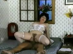 Classic, Classic, College, German, Hairy, Stockings