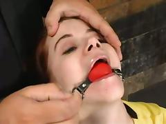 Bondage, Babe, BDSM, Bondage, Boobs, Redhead