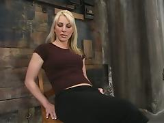 All, BDSM, Blonde, Bondage, Bound, Flexible