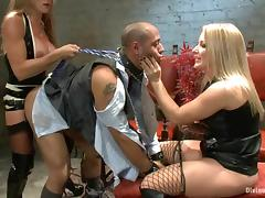 Angry, Angry, BDSM, Blonde, Femdom, Humiliation