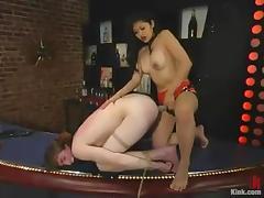 Bar, Ass, Bar, BDSM, Bondage, Femdom