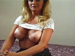 Mature Anal, Anal, Assfucking, Blonde, Facial, Mature
