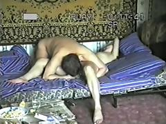 Lovely oral sex session on the bed