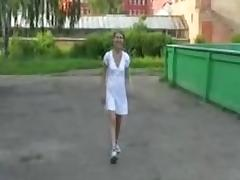 Russian Amateur, Amateur, Bed, Cute, Girlfriend, Pretty