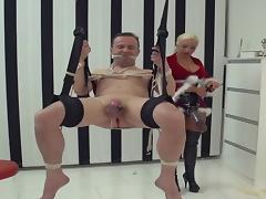 Xmas, BDSM, Femdom, German, Mistress, Slave