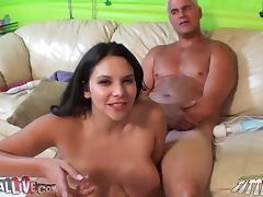 All, Big Tits, Blowjob, Couple, Huge, MILF