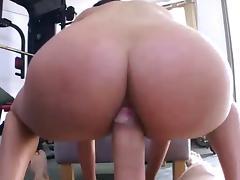 Beauty Anissa Kate great POV anal fucking & cumshot