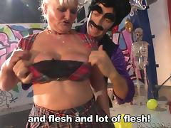This Parody Video Features Shaved Pussy and Some Rim Job Action