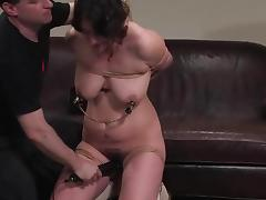 Chubby honey wants to become next top sex slave