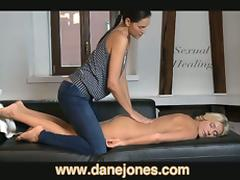 Certainly Effective Sensual Healing involves Hot chick Eating Pussy!