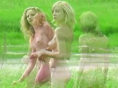 Video from Meta-Art: Narkiss & Natalia E - Giochi D Acqua - by Slastyonoff