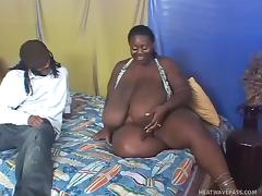 Black, BBW, Black, Blowjob, Chubby, Chunky
