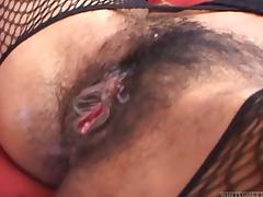 Hairy pussies get fucked and filled with cum. Compilation