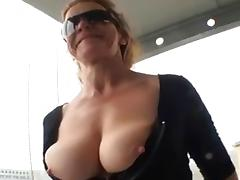 Granny Head #24 (German Super-duper GILF)
