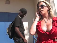 Miniskirt, Big Cock, Big Tits, Blowjob, Cougar, Couple
