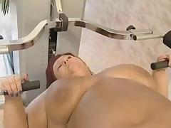 BBW MILF and Young Man