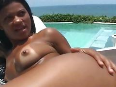Tony Tigrao fuck with tanned milf Janaina
