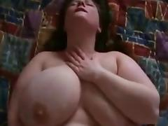 Huge tits bbw fucked