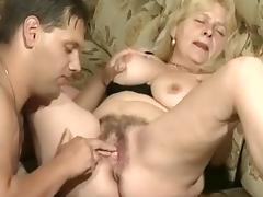 Grandma, Drilled, Fucking, Granny, Mature, Old