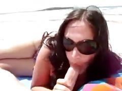 pipe a la plage discrete
