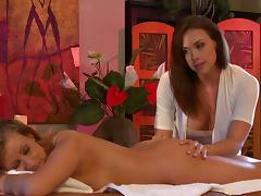 Carolyn and Chanel are so Hot! They Rim and Sixty Nine and Fuck Each Other Silly!