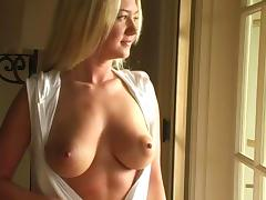 Big Nipples, Big Tits, Fingering, Garden, Masturbation, Reality