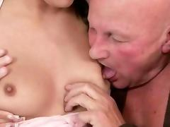 Grampas and Young Girls having sex