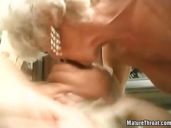 Horny granmdas are getting banged hardly