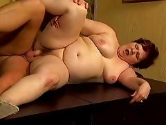 Succulent Martha Gets Fucked Doggystyle By A Naughty Man