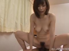 Beautiful Asian Gets Fucked In The Missionary Position