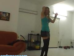 Amazing lapdancer and superhot female gives head