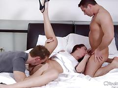 All, Blowjob, Threesome, Double Penetration