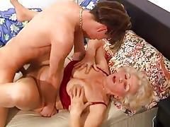 Experienced, Big Tits, Blonde, Blowjob, Boobs, Couple
