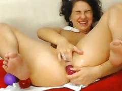 Orgasm, Amateur, Anal, Assfucking, Babe, Brunette